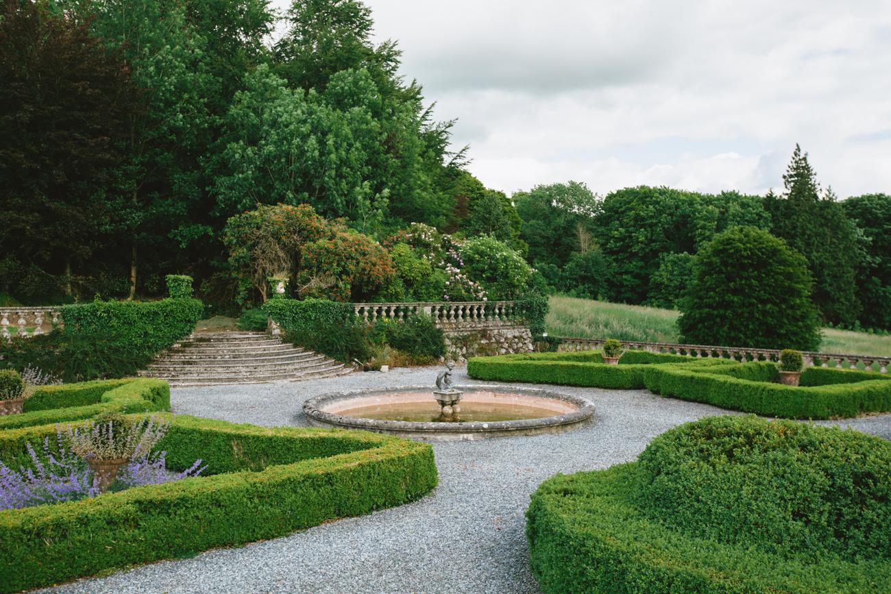 exclusive wedding and party venue - garden image 1
