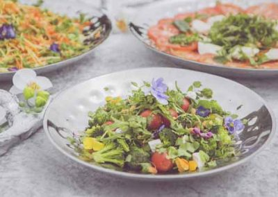 Gloster House Salads