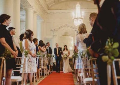 Gloster House Small Wedding Ceremony