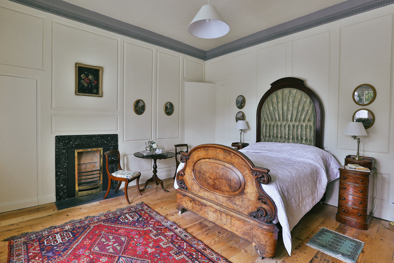 Gloster House Bedroom