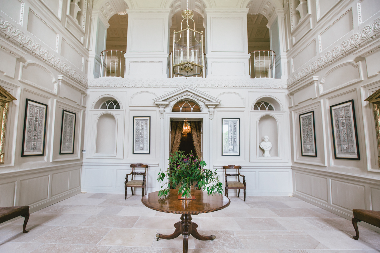 Gloster House Front Hall