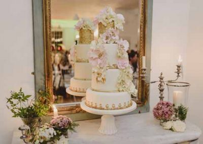 Wedding Cake at Gloster House