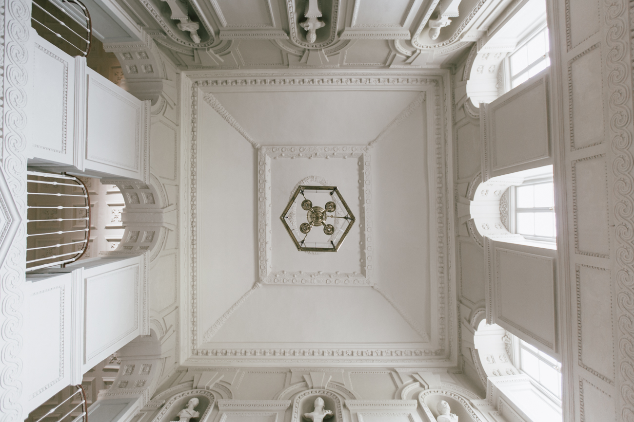 Ceiling at Gloster House