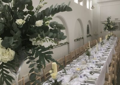 Gloster House Banquet
