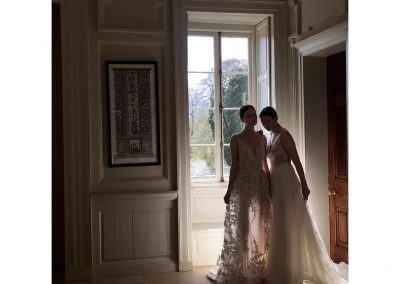 Two Brides, Gloster House