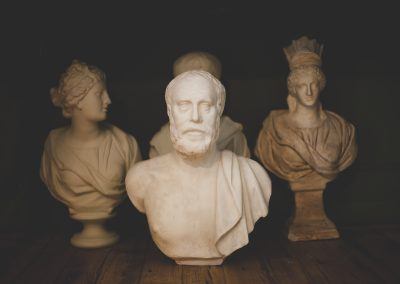 Gloster House Busts