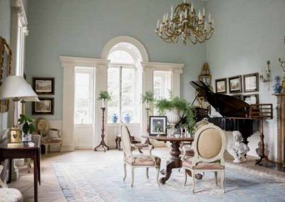 Gloster House Music Room
