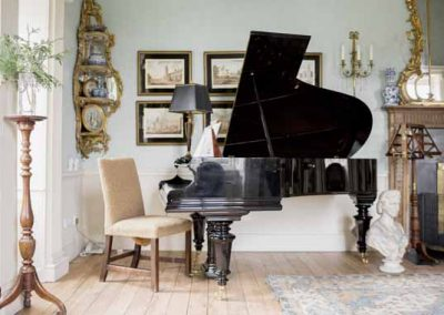 Gloster House Grand Piano