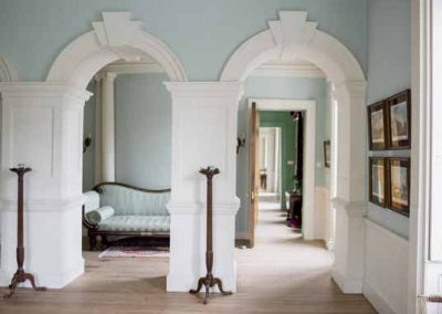 Gloster House Arches