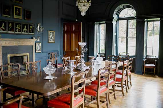 Dining Room Gloster House