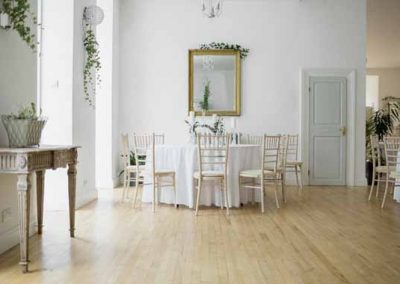 Gloster House Wedding Table